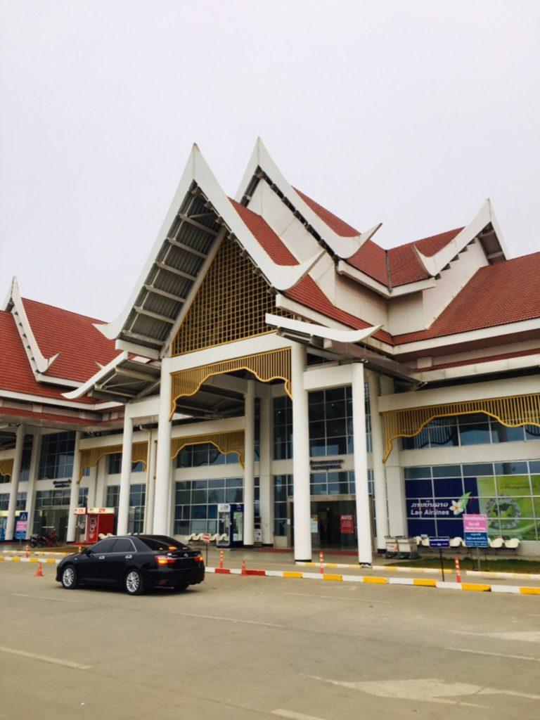 ラオス・ルアンパバーン空港