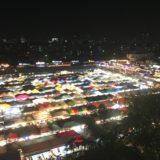 MRT駅すぐラチャダーナイトマーケット