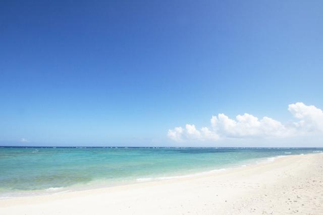 タイ旅行のベストシーズンの海