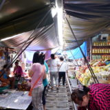 バンコクからのお気軽1day trip ~メークロン市場〜