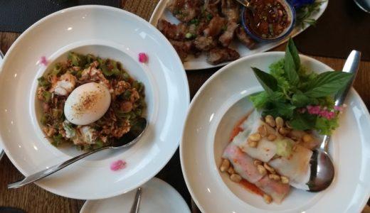"""アテンドにも最適!何を食べても美味しいバンコクで有名なタイ料理レストラン""""タリンプリン(Taling Pling)"""""""