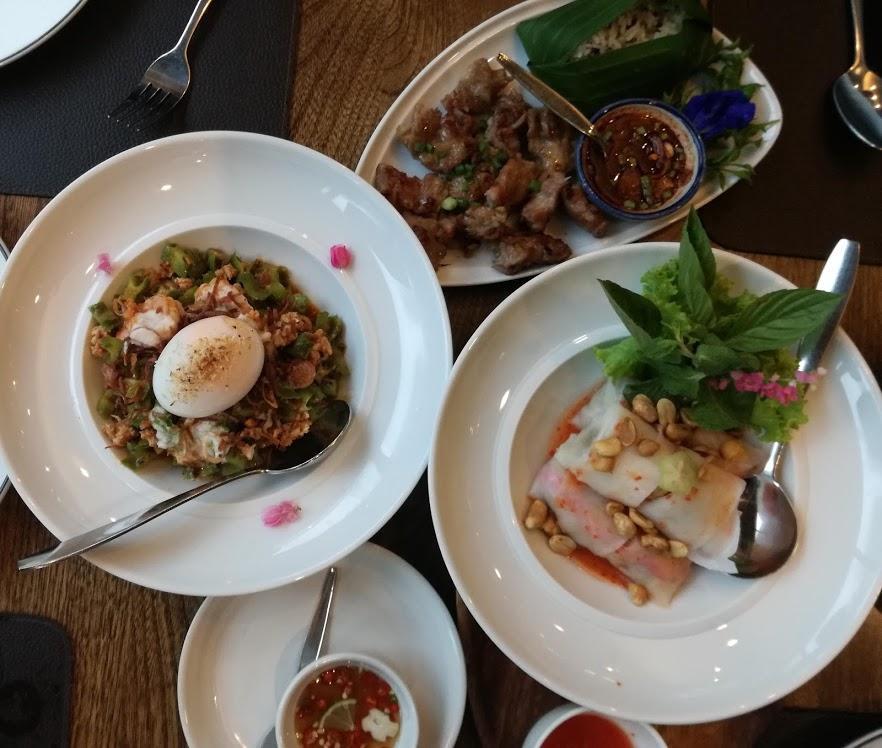 タイ・バンコクの女子旅におすすめなレストラン、Taling Pling(タリンプリン)