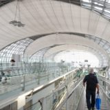 タイの玄関口、バンコク・スワンナプーム国際空港