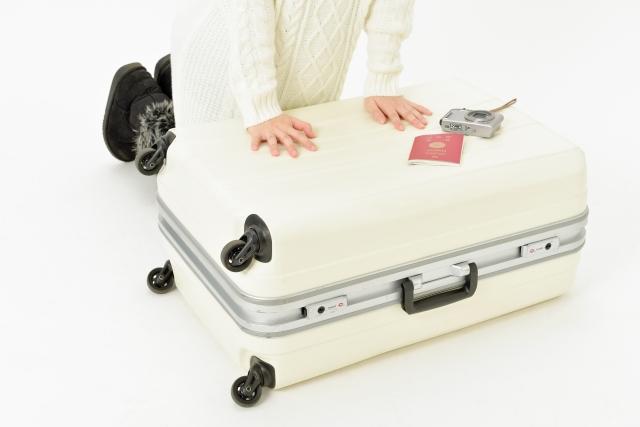 タイ旅行に必要なスーツケース