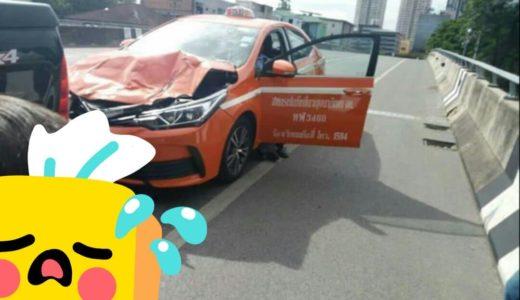 タイで交通事故に遭遇してしまった場合の注意点