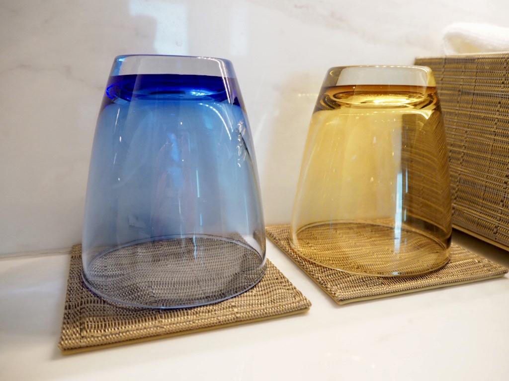 ホテル・ニッコー・バンコク(日航ホテル)のグラス