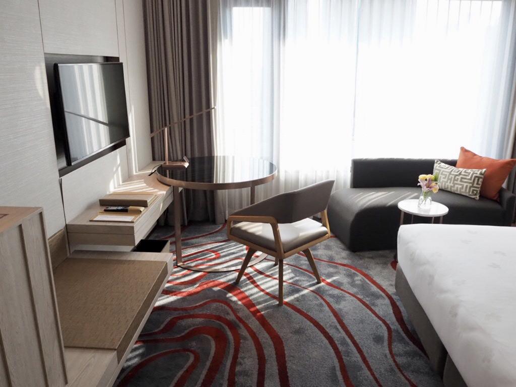ホテル・ニッコー・バンコク(日航ホテル)のスーペリア全体