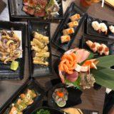 """3000円以下で本格的な寿司が食べ放題!!バンコクで一番人気の日本料理屋""""KOUEN""""に行ってみた。"""