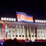 北朝鮮・平壌の金日成広場