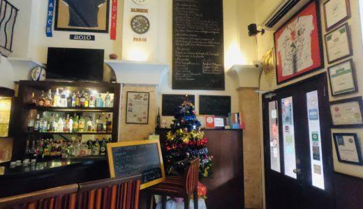 """バンコクでお手頃に楽しめるフレンチ料理店のランチセット""""JP French Restaurant""""@アソーク"""