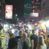 バンコク・カオサン通りでは偽造IDカードが作れますが・・【犯罪です!】