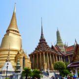 タイ・バンコクの王宮、エメラルド寺院ことワットプラケオ