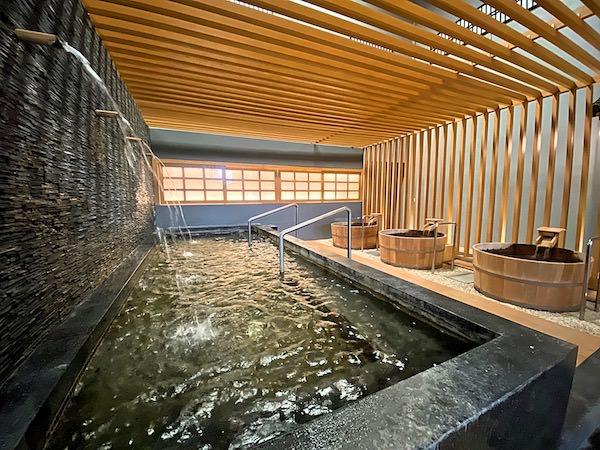 Dzen Onsen and Spaの浴場5