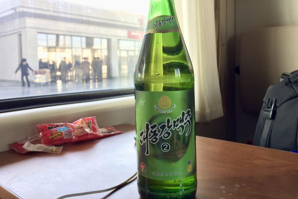 北朝鮮の大同江ビール