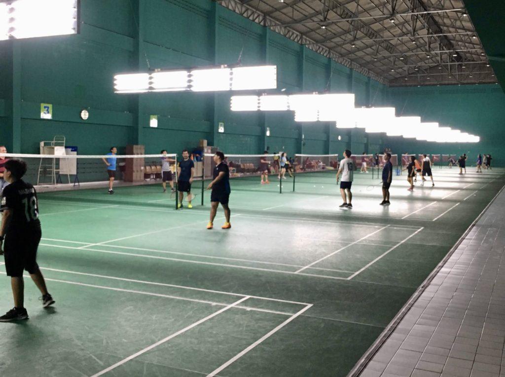 バンコクにあるプラカノンスポーツクラブ