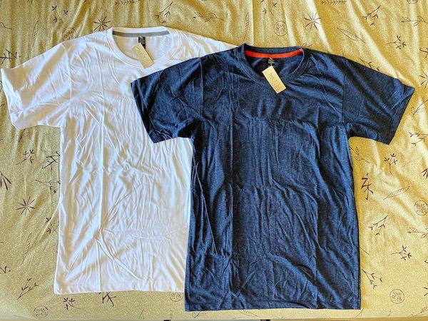 チャトゥチャックのTシャツ専門店「Just-T」で購入したTシャツ2