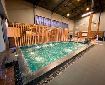 Dzen Onsen and Spaの浴場1