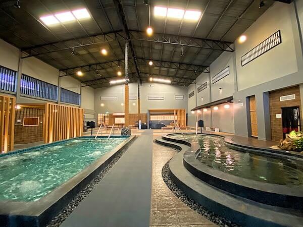 Dzen Onsen and Spaの浴場3