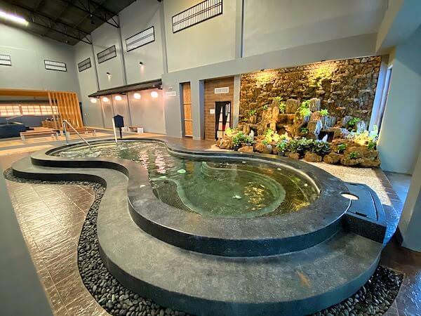 Dzen Onsen and Spaの浴場4