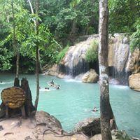 タイで一番美しい!「エラワンの滝」でストレス解消!