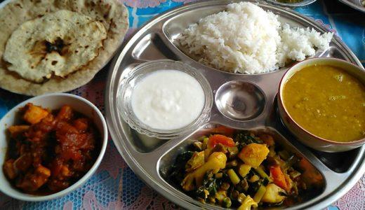 カオサン通りにあるリーズナブルなインド料理