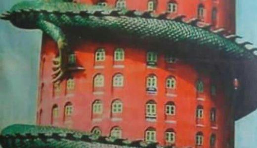 バンコクから1時間の珍スポット「ドラゴンタワー」に行ってみた!