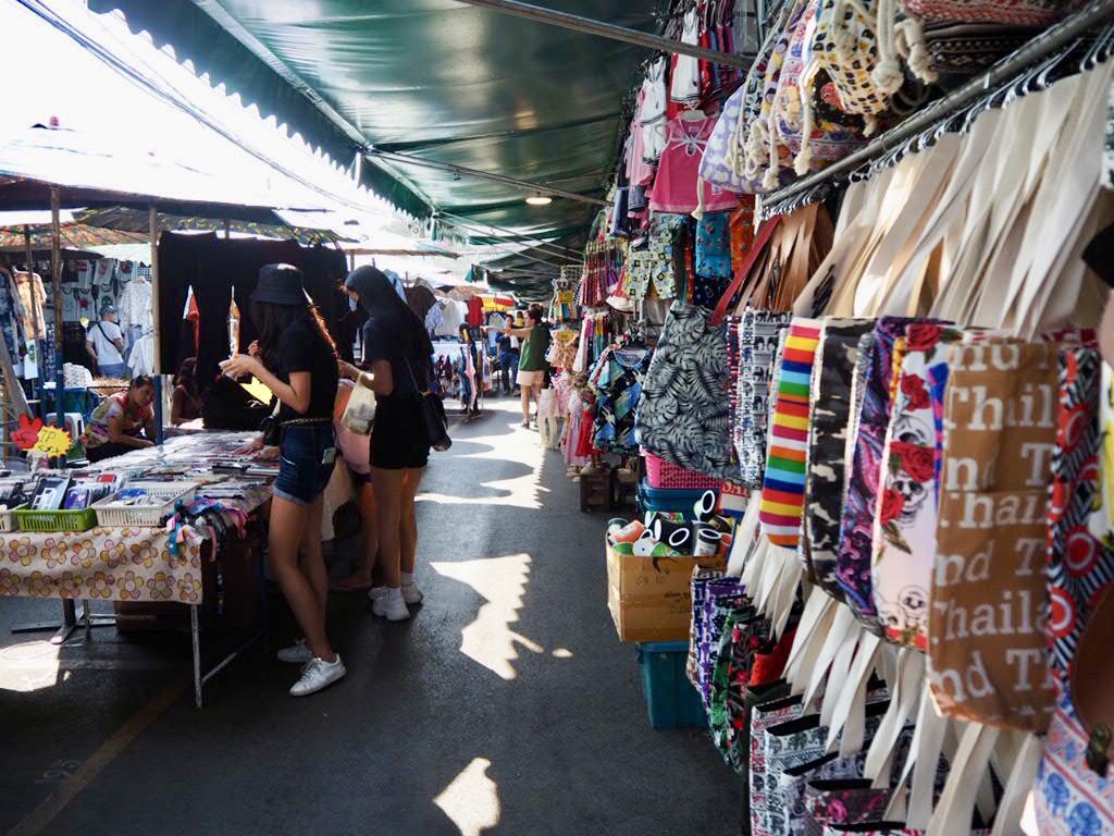 タイ・バンコクの女子旅で行きたいチャトチャック・ウィークエンドマーケット