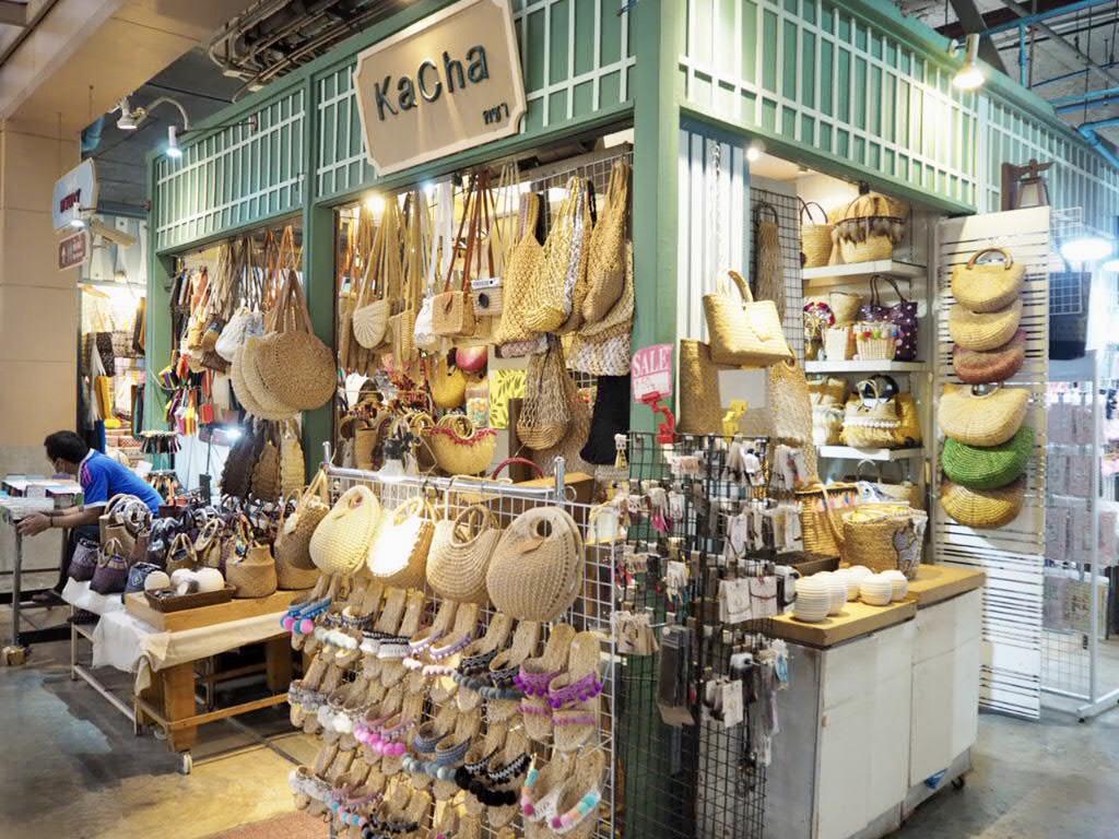 アジアティーク・ザ・リバーフロントのハンドメイド雑貨のお店