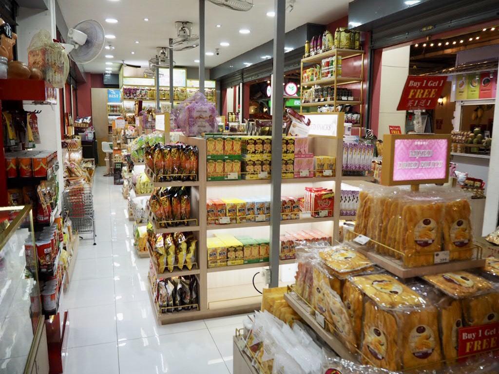 アジアティーク・ザ・リバーフロントのお菓子のお店
