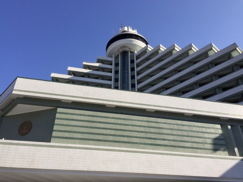 北朝鮮の妙香山ホテル