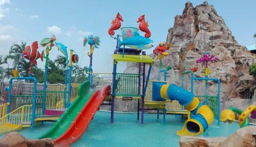 【子連れで お出かけ】バンコク郊外の超穴場プールは6月末まで入場料半額!