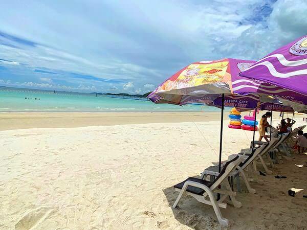ラン島のタワエンビーチ2