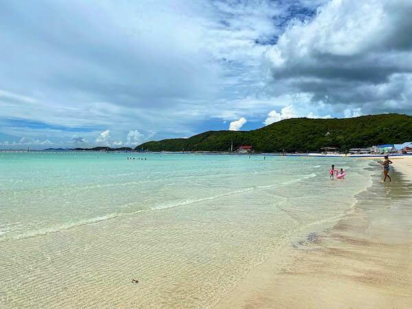 ラン島のタワエンビーチ4