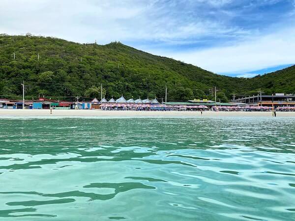 ラン島のタワエンビーチ5