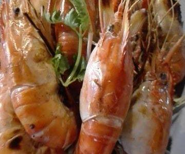 バンコク隣県のエビ釣り掘レストランに行ってみた!