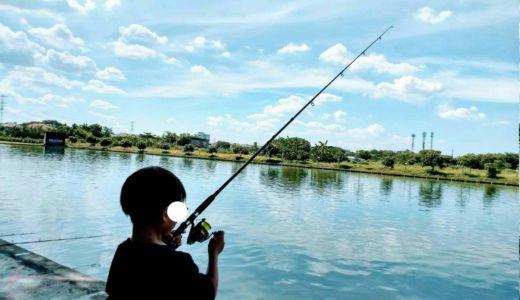 バンコク郊外で大ナマズを釣る!
