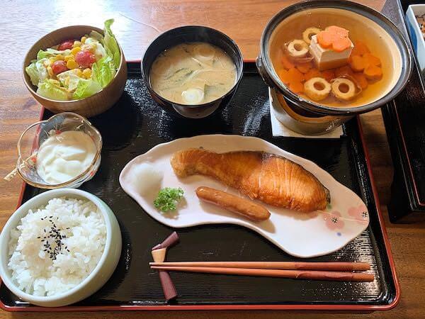 マユバンコクジャパニーズスタイルの朝食2