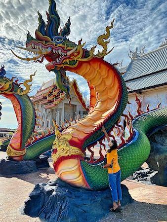 ワット ノーン チャップ タオ(วัดหนองจับเต่า)の仏堂3