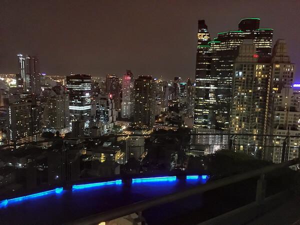 ズームスカイバー(Zoom Sky Bar)から見える夜景